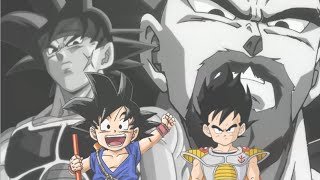 Everybody Wants to Rule the World - Dragon Ball Z AMV