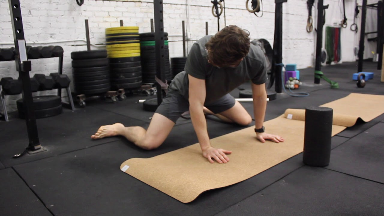 YogaWOD: PNF for CrossFit - Episode 1: 6 Step Squat Mobility Series