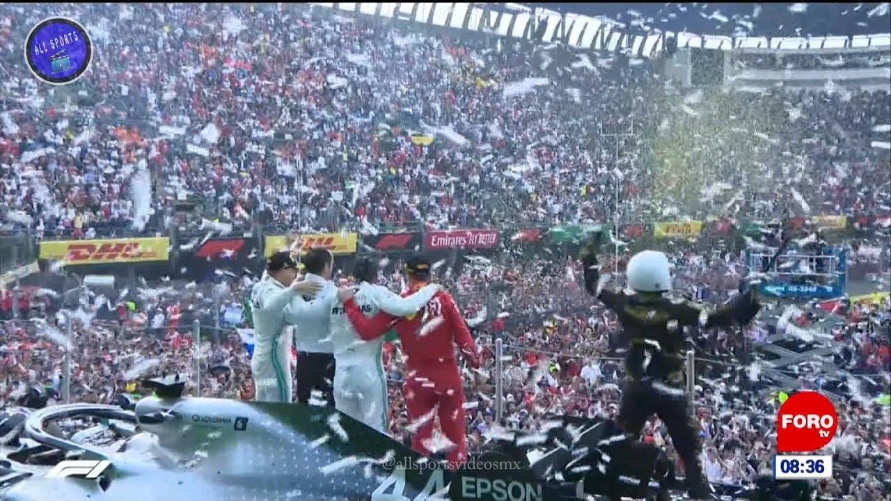 Download Crónica Gran Premio de México F1 2019
