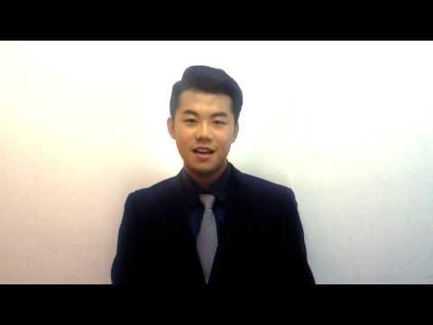 Boston University application from Lin Jian