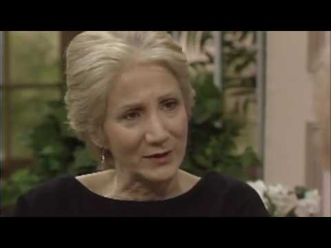 Olympia Dukakis on growing up poor and her career!
