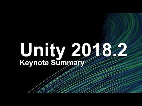 Unity 2018.2