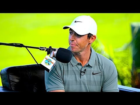 Golfer Rory McIlroy on The Dan Patrick Show | Full Interview | 2/9/18