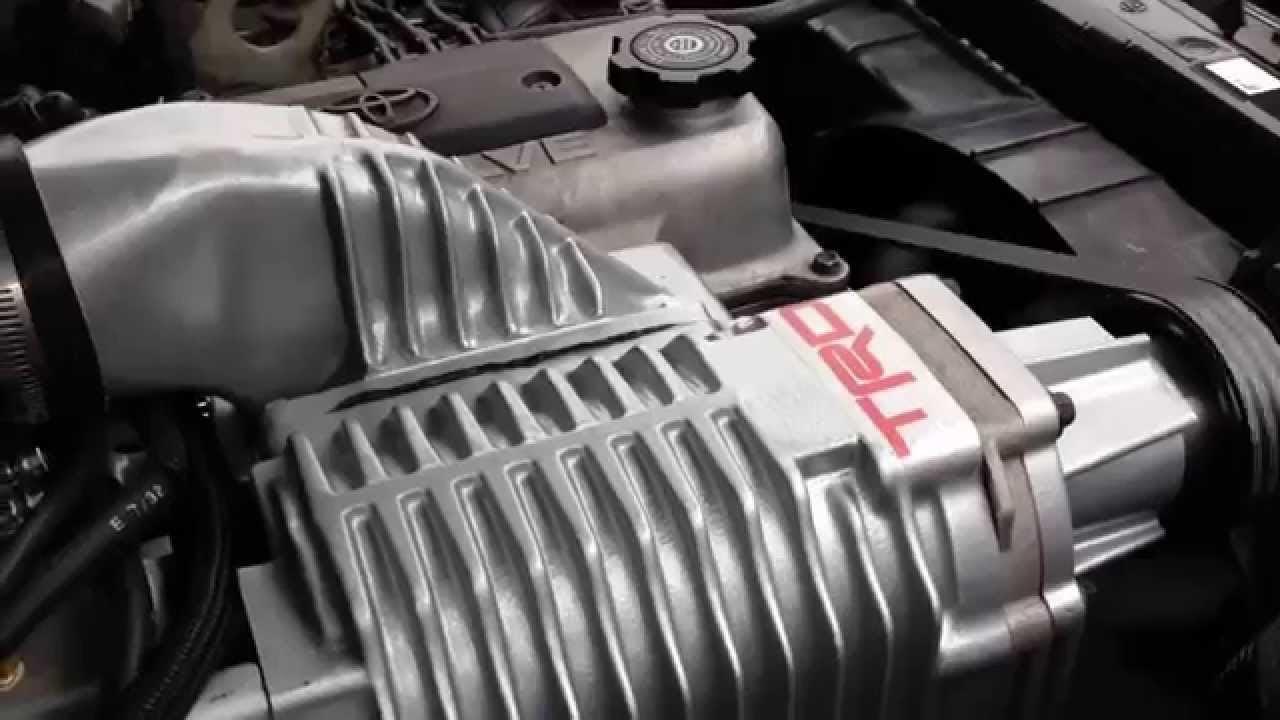 D I Y  LAND CRUISER EATON M90 supercharger rebuild