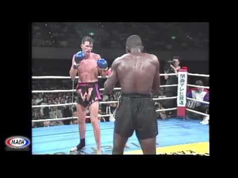 Lavelle Robinson vs Adam Watt (25-06-1993)