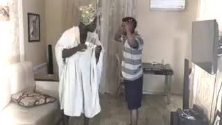 ade and his father - slap for $1