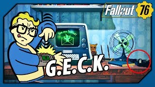 FALLOUT 76 - Is THIS a G.E.C.K.? NO! But COULD Vault 76 have one? (Theory)
