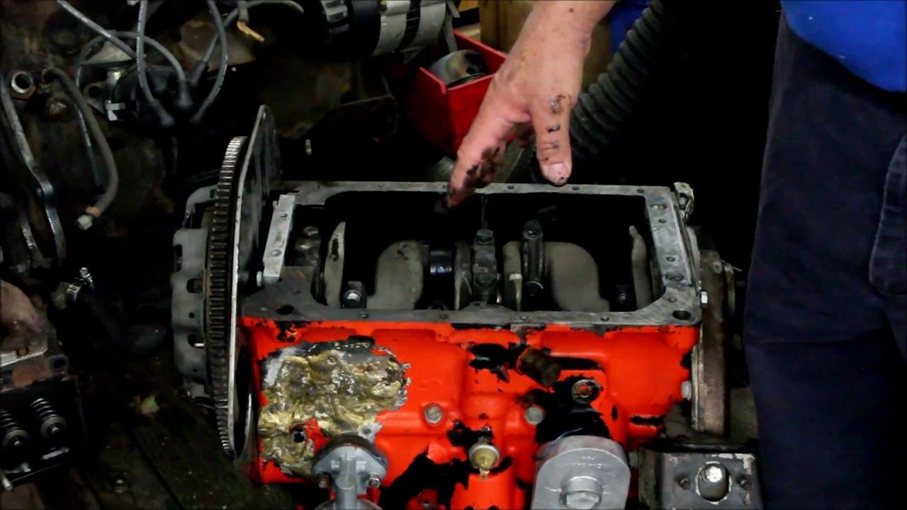 hight resolution of 206 mg midget 1500 engine walk through