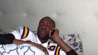 Vikings Player calls in sick to VIKINGSVSSEAHAWKS game, DUE TO WEATHER
