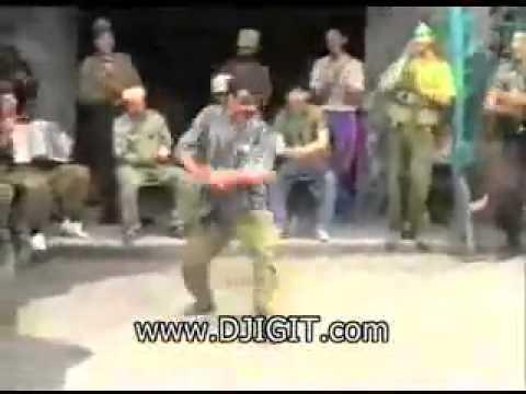 Танец Волков.. Чечня первая компания..