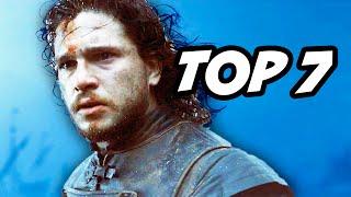 Game Of Thrones Season 5 Episode 8 - TOP 7 WTF
