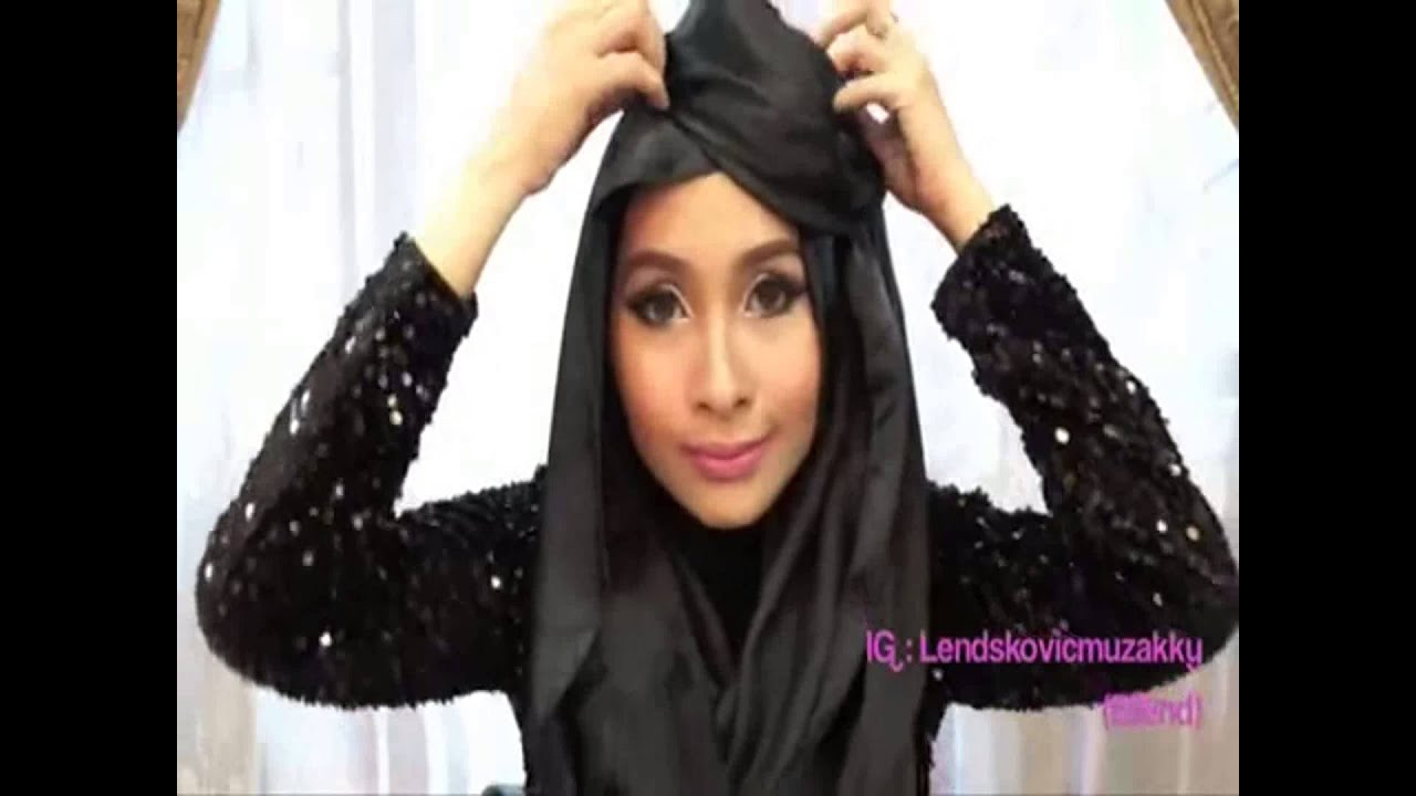 hijab tutorial dian pelangi hijab modern inspiration full - youtube