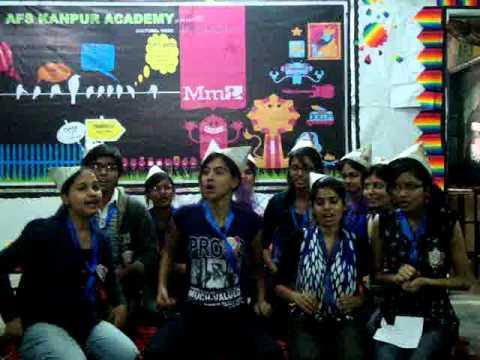 AFS Kanpur Cultural Week 2012 Kawwali .....