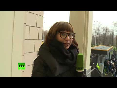 Трансляция со стадиона «Лужники» в преддверии матча Россия — Аргентина