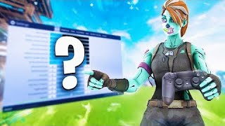 The SECRET To Fast editing (Best Fortnite Controller Settings) *Season 10*