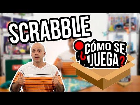 Cómo Se Juega Scrabble