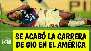 BOMBAZO Giovani dos Santos, FUERA del América. ¿Por qué no rindió? ¿Retiro? | Futbol Picante