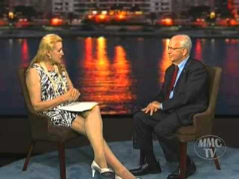 Prof. Gene Poteat discusses spy career on Next Word with Christine Warnke