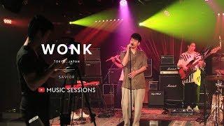 WONK - savior [YouTube Music Sessions]