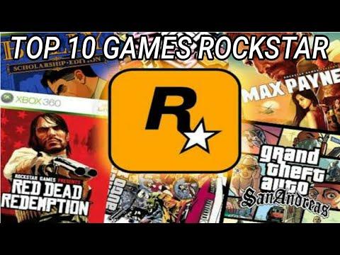 Top 10 Game Dari Rockstar Yang Bisa Dimainkan Di Android!