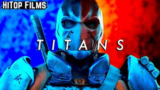 DC's Titans is Still a MESS
