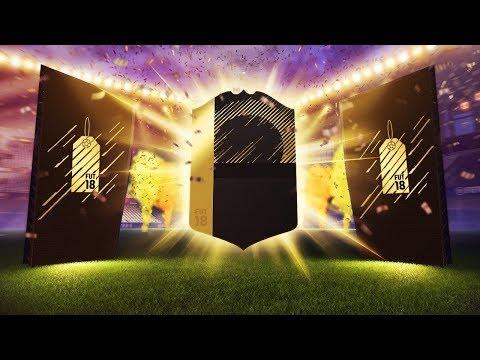 FIFA 18 - CYBER MONDAY PACK OPENING, FUT DRAFT & TOTW SBC!