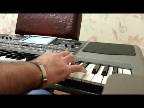 Korg Pa900 Turkey music