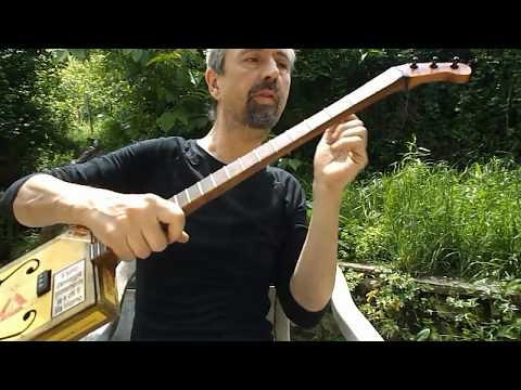 Making a Cigar Box Guitar (and 10 easy-to-make mistakes)