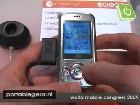 Sony Ericsson W395 hands-on