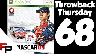 NASCAR 09 - Xbox 360 - Throwback Thursday - Ep. 68
