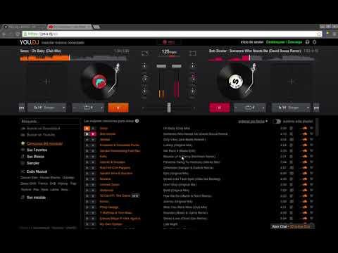 Remix #3   Seizo - Oh Baby (Club Mix) & Bob Sinclar - Someone Who Needs Me (David Souza Remix Edit)