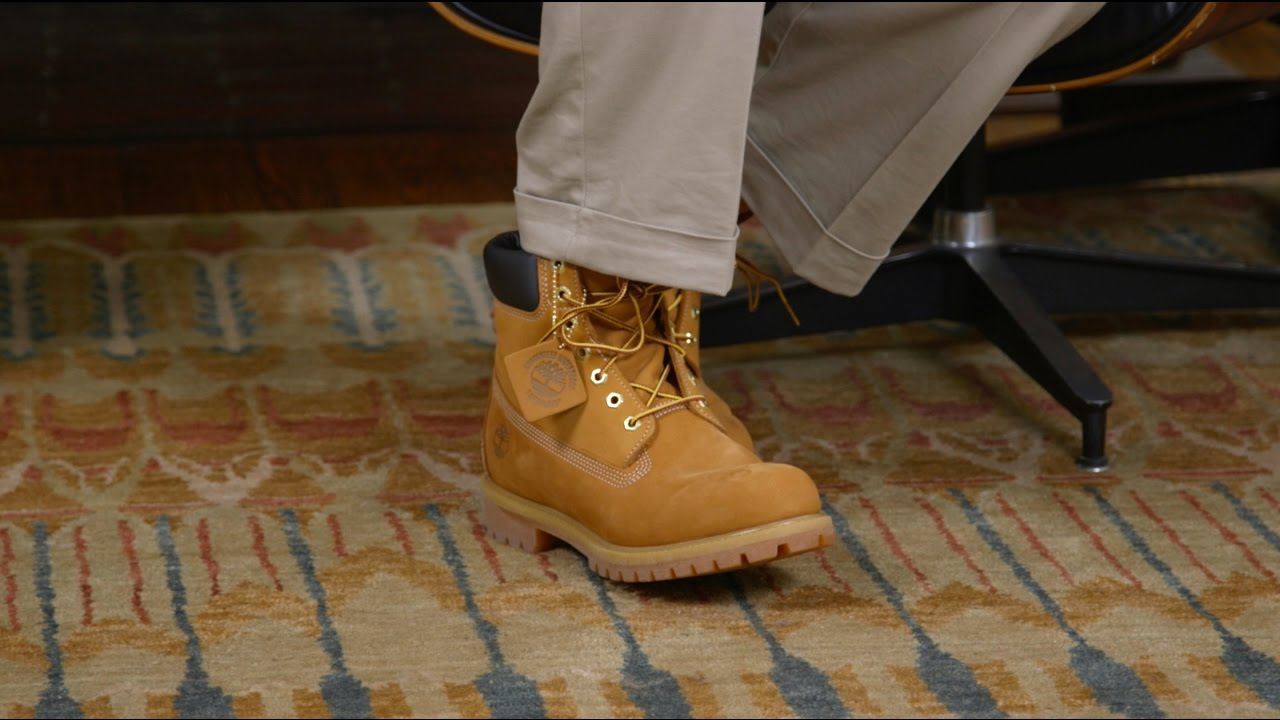 2715ba2605c How Comfortable Is The Timberland Boot  - YouTube