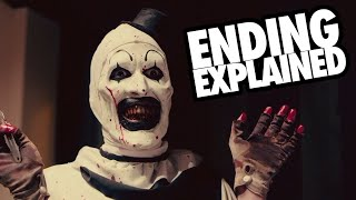 TERRIFIER 2016 Ending Explained ALL HALLOWS 39 EVE