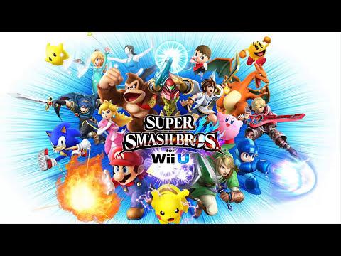 Super Smash Bros. 4 For Wii U OST - Tunnel Scene [X-Scape]