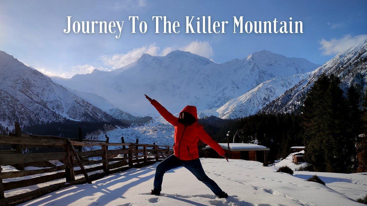 Download Journey To The Killer Mountain | Fairy Meadows in Winters 2020 | Nanga Parbat | Beyal Camp |Tattu