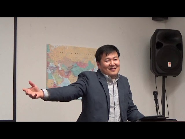ICCBA March 26, 2019 Fellowship: Pastor Peter Liu