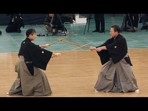 Heiho Niten Ichi-ryu Kenjutsu - 42nd Japanese Kobudo Demonstration (2019)
