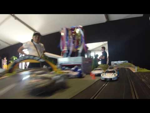 Scalextric | #LEMANS24 GoPro Footage