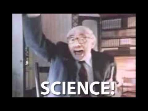 She Blinded Me With Science Youtube