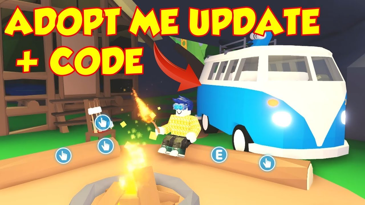 Adopt Me Update - New Cars, Adopt Me Code, and more    (Giveaway Ended)