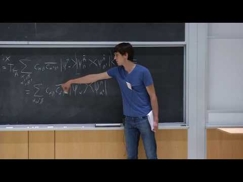 Introduction to symmetry protected and symmetry enriched topological order Part 1- Lukasz Fidkowski