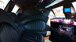 Charleston Limo Service - Virtual Tour Inside