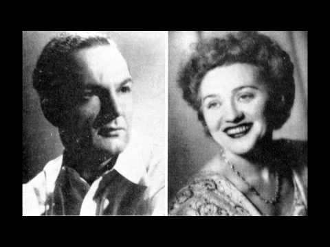 Paul Doktor & Nadia Reisenberg play Brahms Sonata for Viola & Piano in F minor Op. 120 No. 1