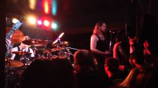 Tyr - Another Fallen Brother Live at Mavericks. Ottawa, ON