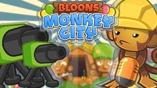 RATUJEMY INŻYNIERA | #003 | Bloons Monkey City | PL