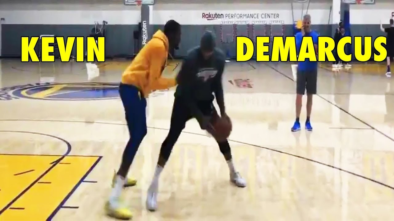 Kevin Durant 1-on-1 against DeMarcus Cousins - YouTube 3dc91af81