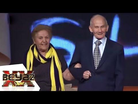 İhsan Teyze ve Mümtaz Amca.. Efsane Fenerbahçe'liler Beyaz Show'da!