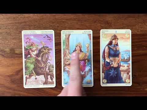 Daily Tarot Reading for 17 August 2017 | Gregory Scott Tarot
