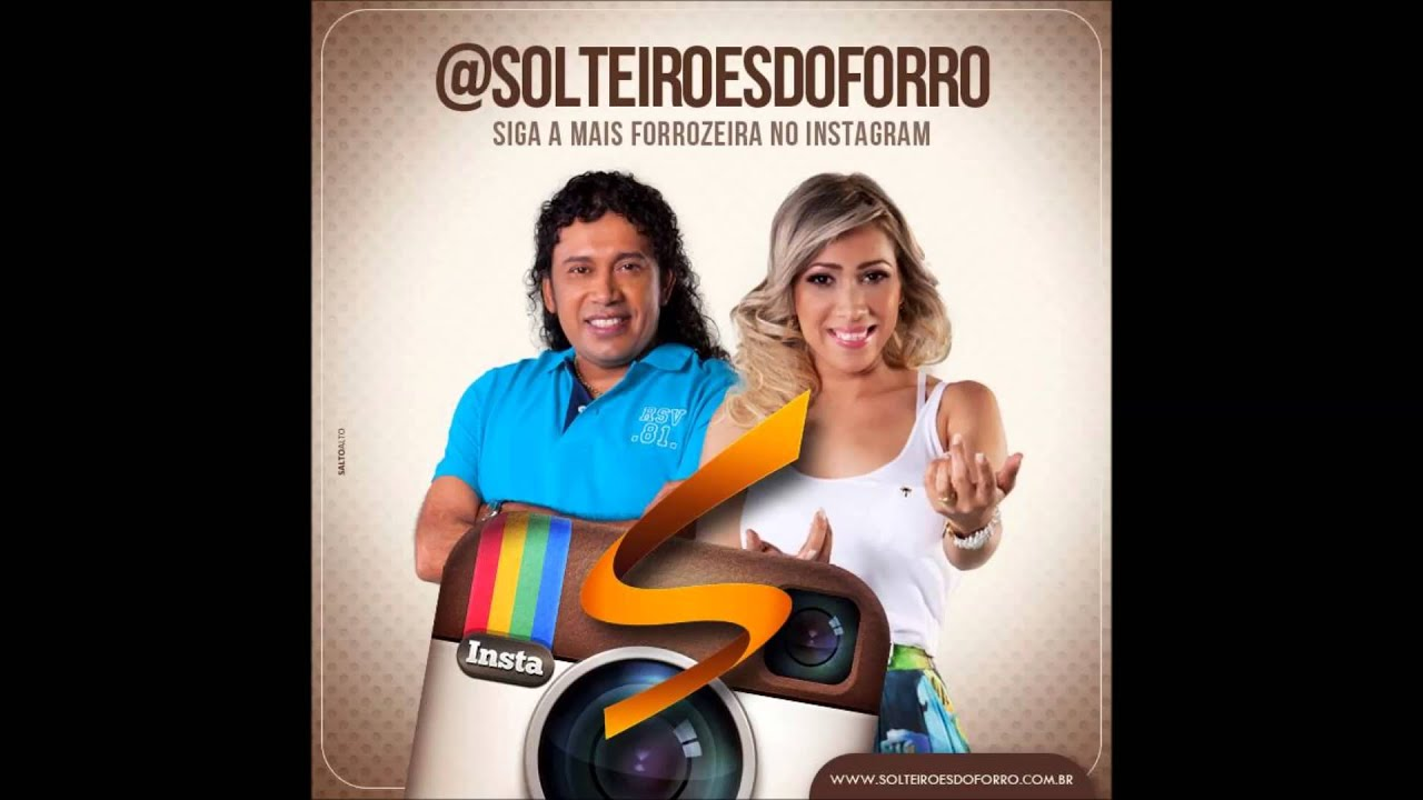 cd solteiroes do forro janeiro 2014