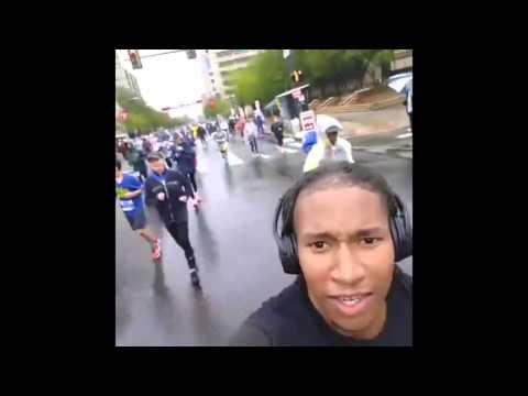 Broad Street Run - 10 mile run